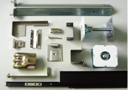 金属冲压成型产品  从建筑五金到精密部品